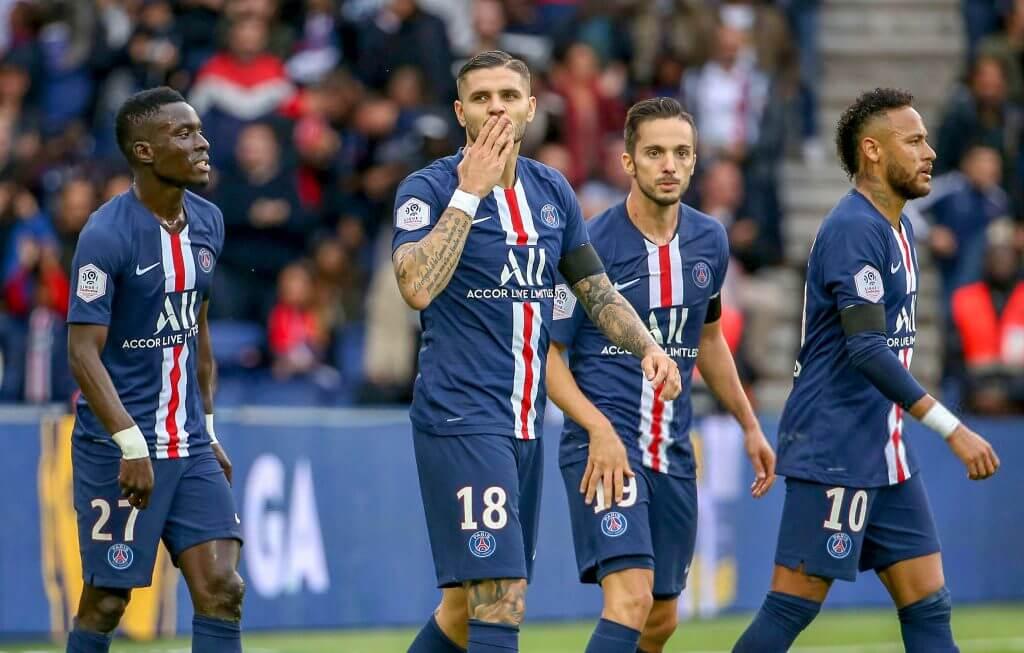 ไฮไลท์ฟุตบอล ปารีส แซงต์ แชร์กแมง - อองเช่ร์ - ข่าวกีฬาทั้งหมด กีฬาล่าสุด ข่าวฟุตบอลวันนี้ ฟุตบอลต่างประเทศ สดใหม่ทุกวัน