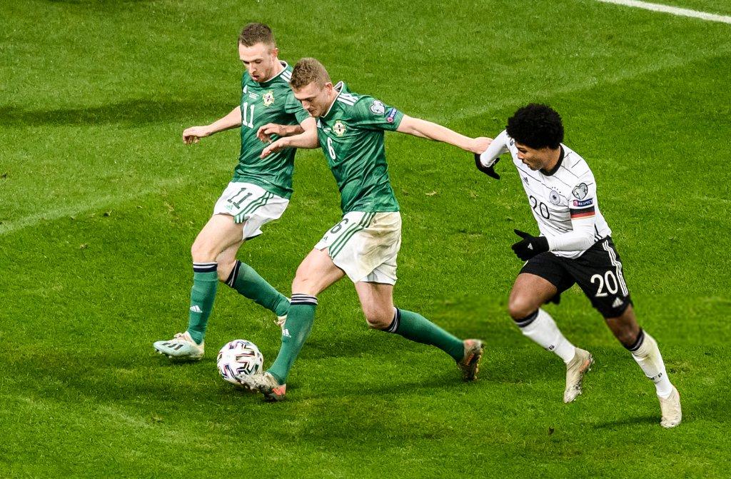 ไฮไลท์ฟุตบอลยูโร2020 รอบคัดเลือก เยอรมัน - ไอร์แลนด์เหนือ