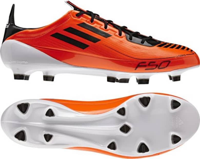 รองเท้าสตั๊ดคู่แรกของโลก