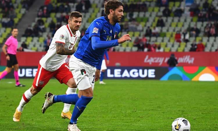 ไฮไลท์ฟุตบอล โปแลนด์ - อิตาลี